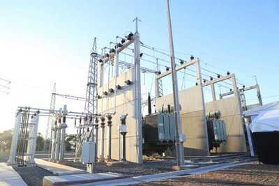 ANDE inaugura nuevas obras de infraestructura eléctrica en Cordillera