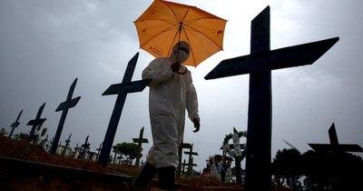 La Nación / Brasil registra récord de 1.641 muertos por coronavirus en 24 horas