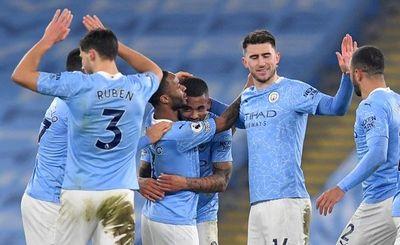 El City suda para golear al Wolverhampton