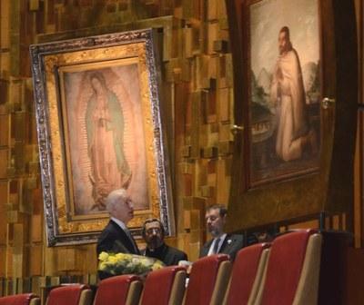Obispos de México se pronuncian sobre devoción de Joe Biden a la Virgen de Guadalupe