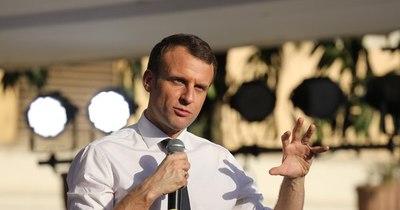 """La Nación / Macron reconoce que argelino Ali Boumendjel fue """"torturado y asesinado"""" por el ejército francés"""