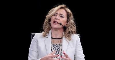 """La Nación / """"Una política de Estado con internet es la primera política de igualdad"""", afirma Sofía Scheid"""