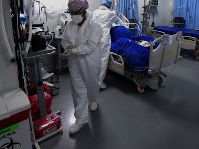 Situación crítica en terapias del Ineram y hospital de Alto Paraná
