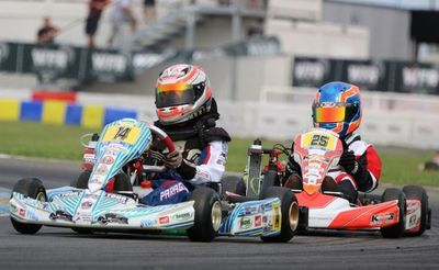 Alberto Benítez representará al país en la FIA Academy Trophy