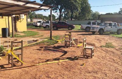 Narcos serían quienes ordenaron el fatal ataque a  comisaría de Puentesiño