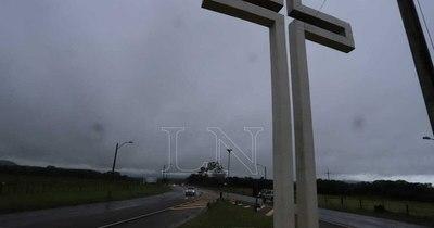 La Nación / Miércoles con lluvias dispersas y ocasionales tormentas