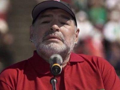 """Ex esposa de Maradona dice que estaba """"secuestrado"""""""