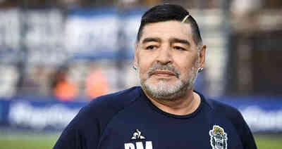 """Esposa de Diego Maradona dijo que estaba """"secuestrado"""" por su abogado – Prensa 5"""