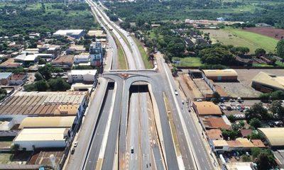 Hoy hacen las pruebas de carga en los puentes del Multuviaducto del Km 7 – Diario TNPRESS