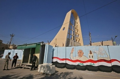 En lo que es considerado una visita histórica: El Papa Francisco viajará a Irak