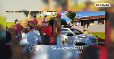 ITÁ PASO RECLAMA MAYOR SEGURIDAD POLICIAL
