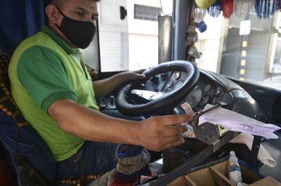 Transporte define hoy aumento de pasaje o subsidio