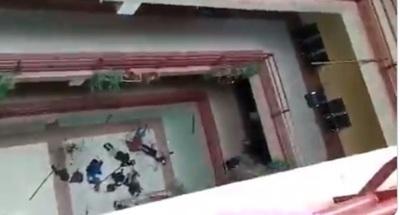 Tragedia en Bolivia: varios estudiantes mueren al caer desde el quinto piso en su universidad