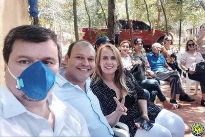Impugnan candidatura de Blanca Fonseca, en Luque •