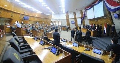 La Nación / Diputados rinde homenaje a Robert Acevedo y asume su suplente