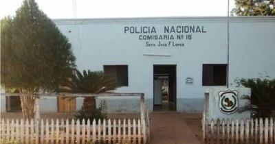 La Nación / Ataque a comisaría de Puentesiño sería obra de narcotraficantes