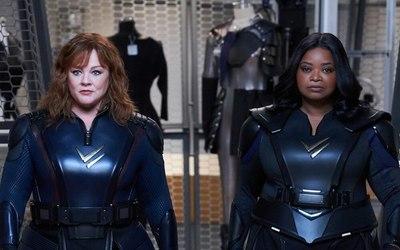 Octavia Spencer y Melissa McCarthy son dos amigas con superpoderes