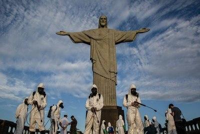 Brasil tiene la cepa amazónica en todo el país y con un sistema de salud al borde del colapso