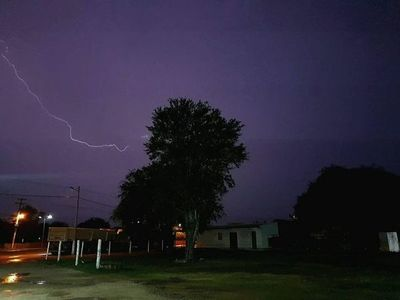 Alerta meteorológica para 12 departamentos del país