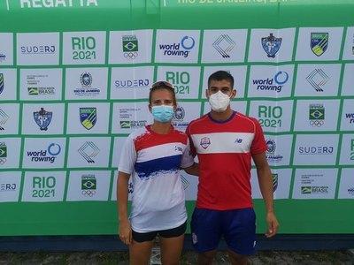 Remeros paraguayos van por el sueño olímpico