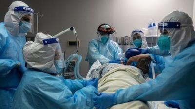 Cordillera: Hospital Regional de Caacupé al límite