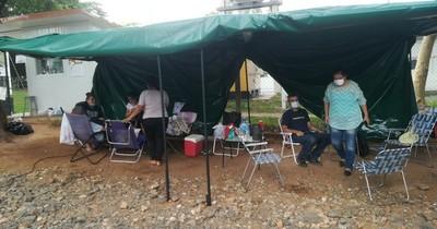 La Nación / Vía amparo judicial, familiares de internados por COVID-19 solicitarán auxilio al Gobierno Nacional
