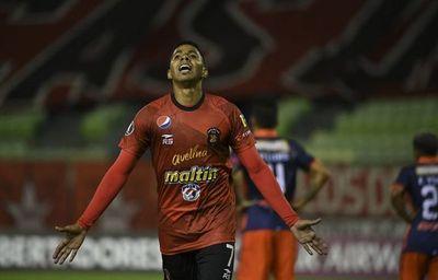 Un joven Caracas avanza en Copa Libertadores