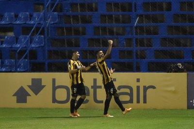 Guaraní cumplió con el trámite y ya está en la siguiente fase de la Libertadores
