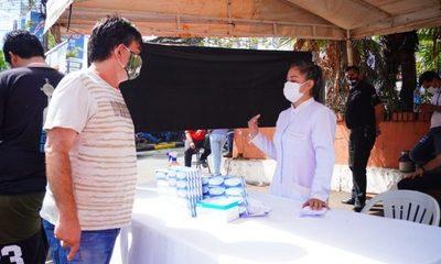 Gobernación de Alto Paraná ya distribuyó ivermectina a 50 mil personas