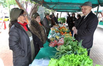 Feria de la Agricultura Familiar Campesina inicia hoy en Asunción y San Lorenzo