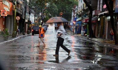 ¡A tomar precauciones! Jueves de lluvias y ocasionales tormentas eléctricas