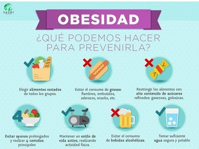 Recuerdan día de la obesidad