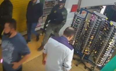 Vestidos de policías asaltan a cambistas y llevan US$ 50.000