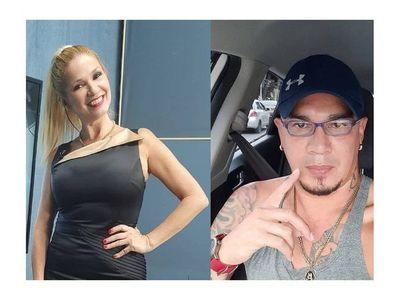 """Gabriela León trató de """"seco y kuña'i"""" a Lazaga"""