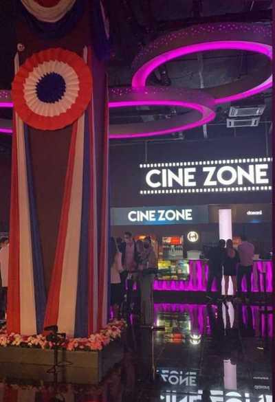 Pese a crisis económica, Shopping París inaugura moderna sala de cine