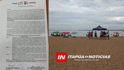 JUNTA MUNICIPAL DECLARARÁ EMERGENCIA EN ENCARNACIÓN.