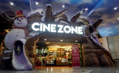 Cine Zone abre oficialmente sus puertas en el Shopping París