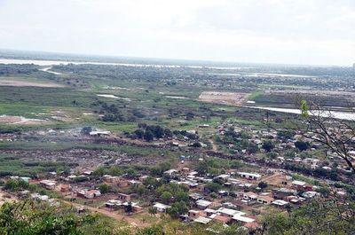 """En Costanera Sur ni avanza la construcción de viviendas """"temporales"""" para liberar franja"""