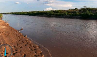 Nueve oferentes cotizaron en la subasta a la baja electrónica para obras del río Pilcomayo