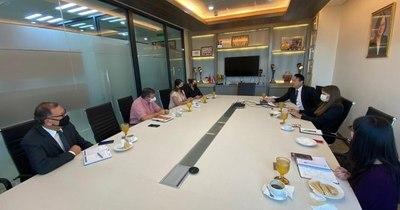 La Nación / Buscan potenciar exportaciones forestales a Taiwán
