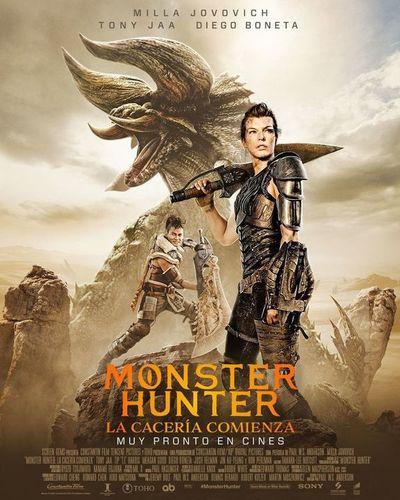Monster Hunter (2D)