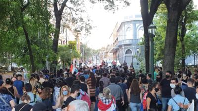 Hartos de la corrupción llaman a manifestación