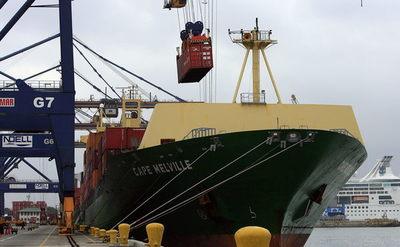 Las exportaciones colombianas cayeron en enero de este año un 24,1 %