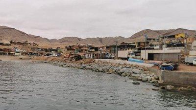 """La Armada de Chile emite el 'estado de precaución' por un posible """"tsunami menor"""""""