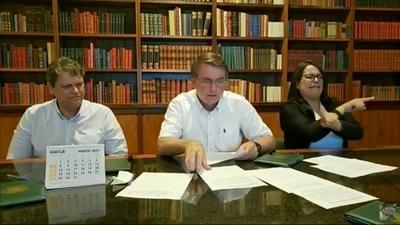 Jair Bolsonaro visitará la Argentina el 26 de marzo