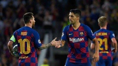 'Barcelona cometió un gran error al dejar ir a Luis Suárez'