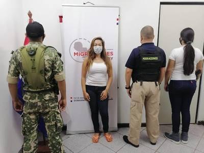 Expulsan del país a brasileña que estaba en prisión