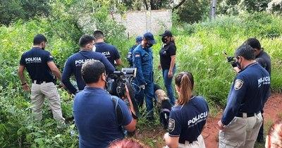 La Nación / Sigue búsqueda de Dahiana Espinoza en nuevo procedimiento en Itá