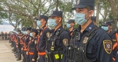 La Nación / Policía se declara en alerta máxima ante movilización contra el gobierno