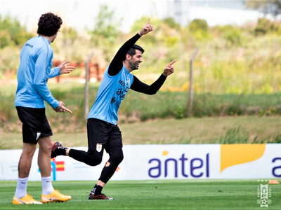 Uruguay presenta lista de reservados para siguiente combo de Eliminatorias